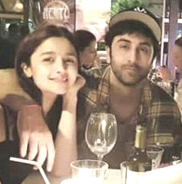 Ranbir Kapoor and Alia Bhatt get lovey-dovey in Bulgaria post Brahmastra shoot