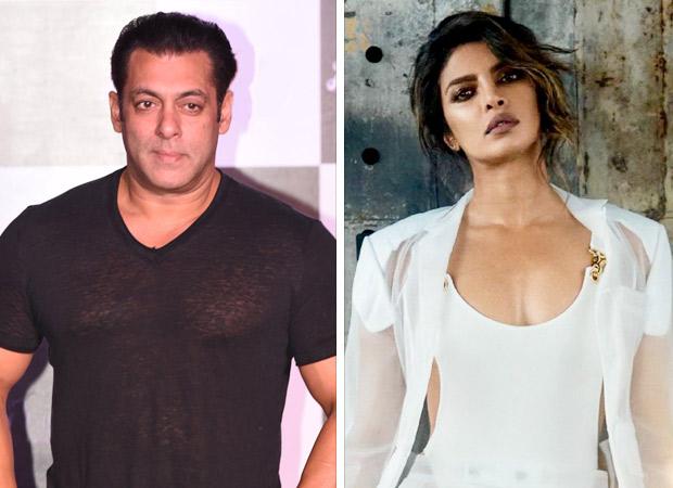 Salman Khan makes it very clear that Priyanka Chopra has no place in his films