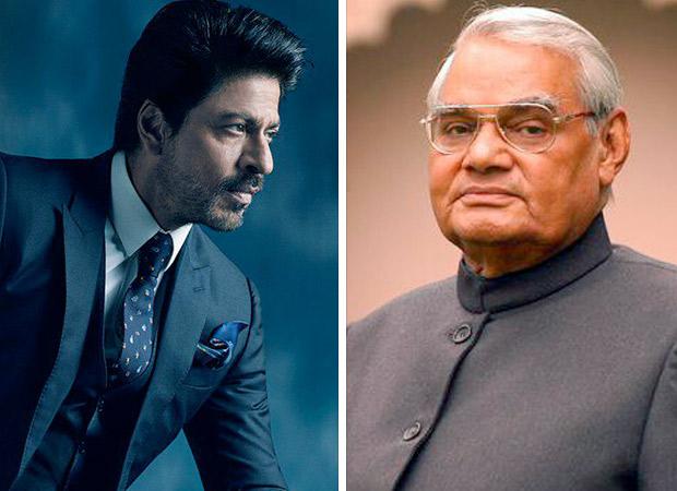 Shah Rukh Khan pens an emotional tribute in the honour of late former PM Atal Bihari Vajpayee