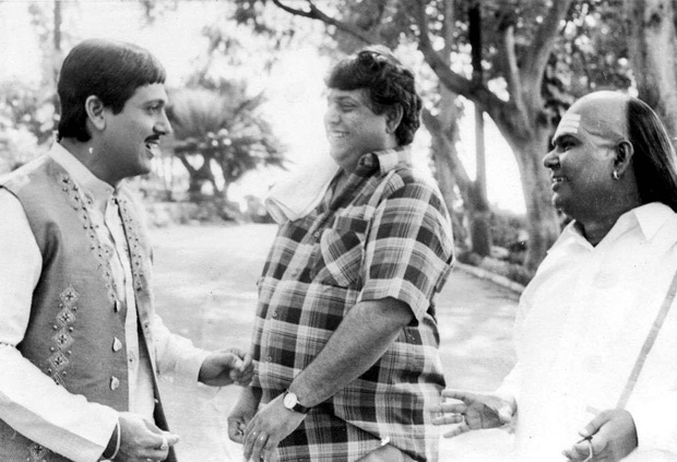 Varun Dhawan celebrates his dad David Dhawan's birthday with a throwback picture with Govinda