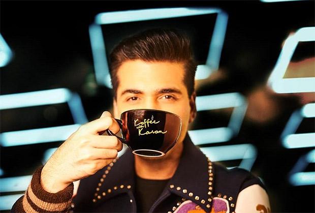 Karan Johar announces next season of Koffee With Karan