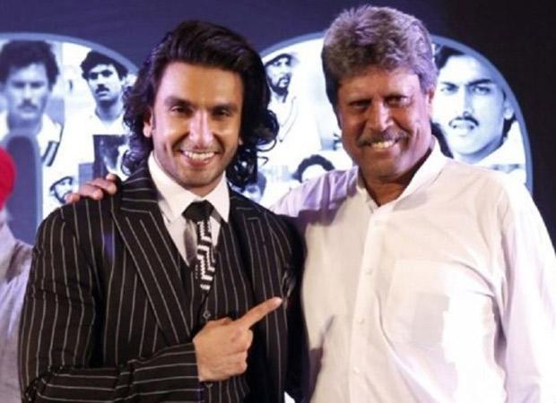 Wow! Ranveer Singh to receive training from cricket legend Kapil Dev for Kabir Khan's '83
