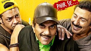 Yamla Pagla Deewana Phir Se Dharmendra, Bobby & Sunny Public Review First Day First Show