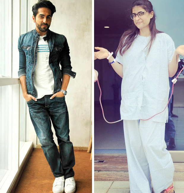 Ayushmann Khurrana's wife Tahira Kashyap detected with breast cancer (details inside)