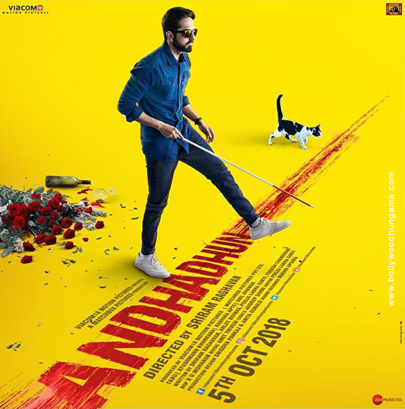 Ayushmann Khurrana spends time at a blind school for 3 months as a part of his prep for Andha Dhun