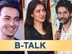 B-Talks featuring Shahid getting TROLLED by Ishaan, Aayush talks about Salman Khan, Neha Sharma