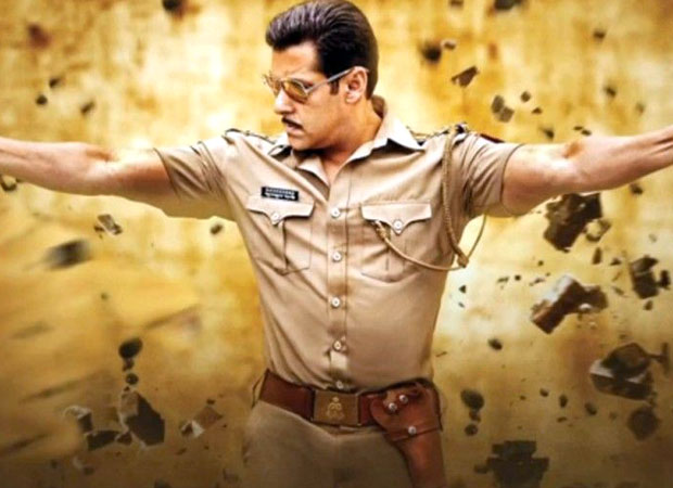 BREAKING: Salman Khan starrer Dabangg 3 to release in Christmas 2019