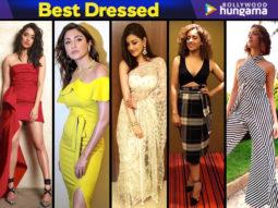 Best Dressed - Shraddha, Anushka, Kajal,Sanya and Yami