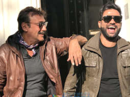 On The Sets Of The Movie Bharat