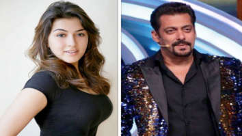Bigg Boss 12 Hansika Motwani is in love with the Salman Khan hosted show and here's what she has to say about it
