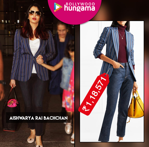 Celebrity Splurges - Aishwarya Rai Bachchan