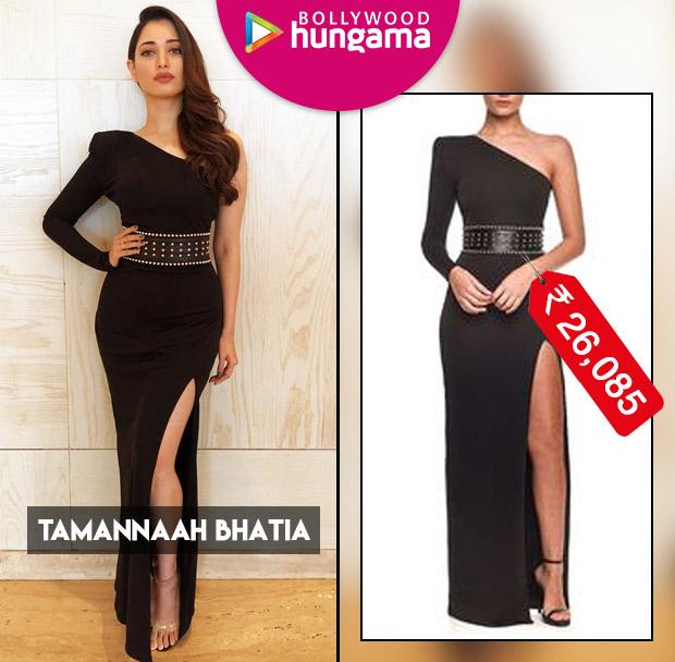 Celebrity Splurges - Tamannaah Bhatia