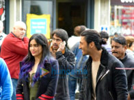 On The Sets Of The Movie Commando 3