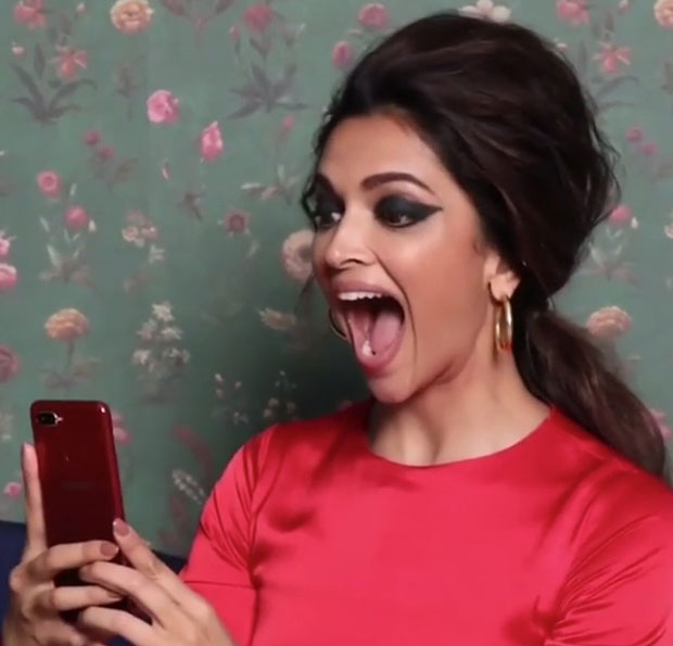 From funny face yoga postures to quirky selfies, Deepika Padukone attempts hilarious beauty challenges