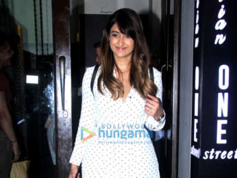 Ileana D'Cruz hosts a private party at Bastian in Bandra