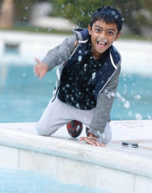 Kajol and Ajay Devgn express love for son Yug Devgn on his 8th birthday with cutest pictures