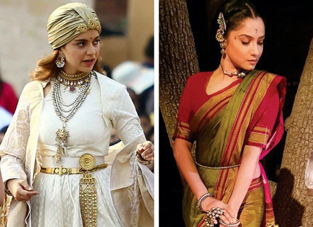 Manikarnika: Kangana Ranaut and Ankita Lokhande to shoot for a huge SONG SEQUENCE (read EXCLUSIVE deets)
