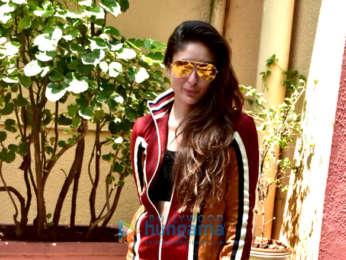 Kareena Kapoor Khan, Malaika Arora and Amrita Arora snapped after yoga session in Bandra
