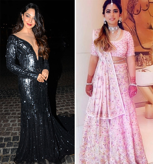 Kiara Advani walks down memory lane as she shares NOSTALGIC pictures of her and newly engaged Isha Ambani
