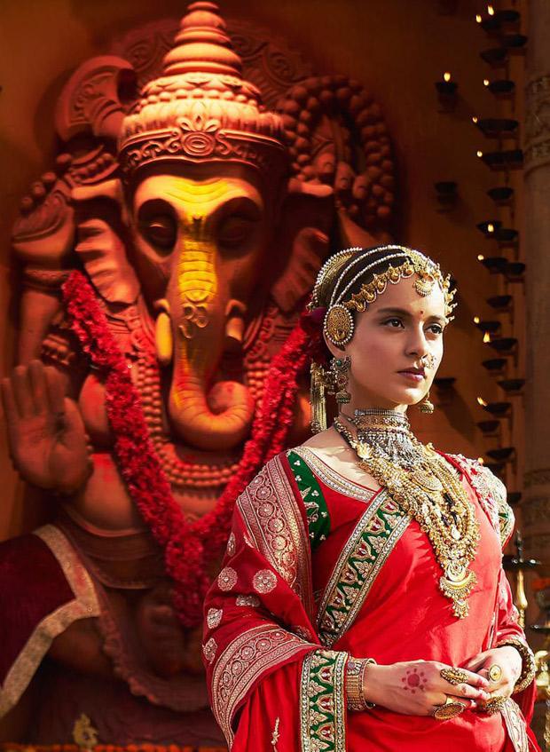 Manikarnika - The Queen Of Jhansi The teaser of the Kangana Ranaut starrer to be released on Gandhi Jayanti