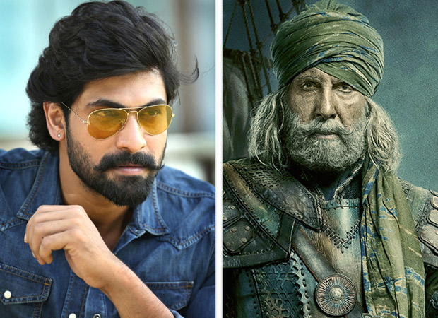 NTR Biopic star Rana Daggubati is in love with Amitabh Bachchan from Thugs Of Hindostan and here's the proof!