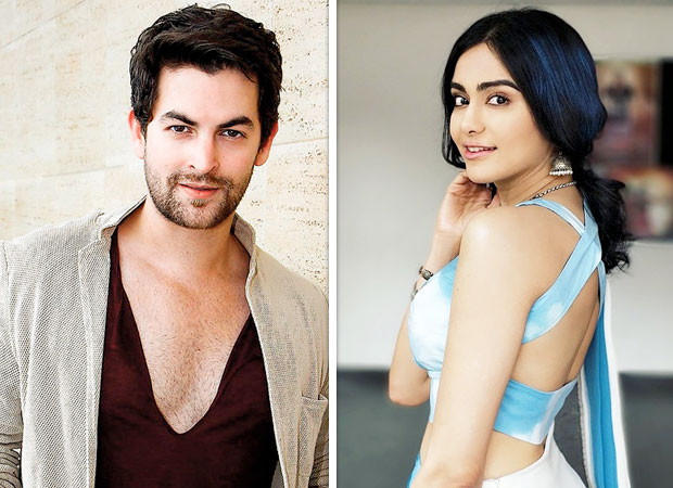 Neil Nitin Mukesh and Adah Sharma to star in Naman Chopra's thriller