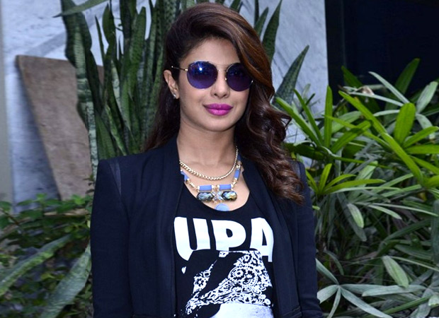Priyanka Chopra REVEALS that she is asthmatic since childhood but she encourages many to live their dream