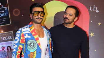 Ranveer Singh and Rohit Shetty grace the Box Office India 9th Anniversary issue launch