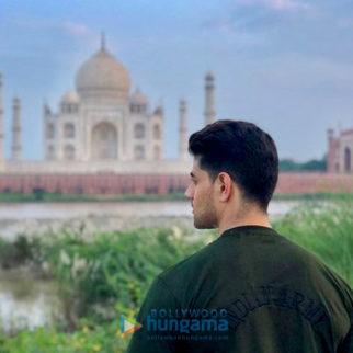 On The Sets Of The Movie Satellite Shankar