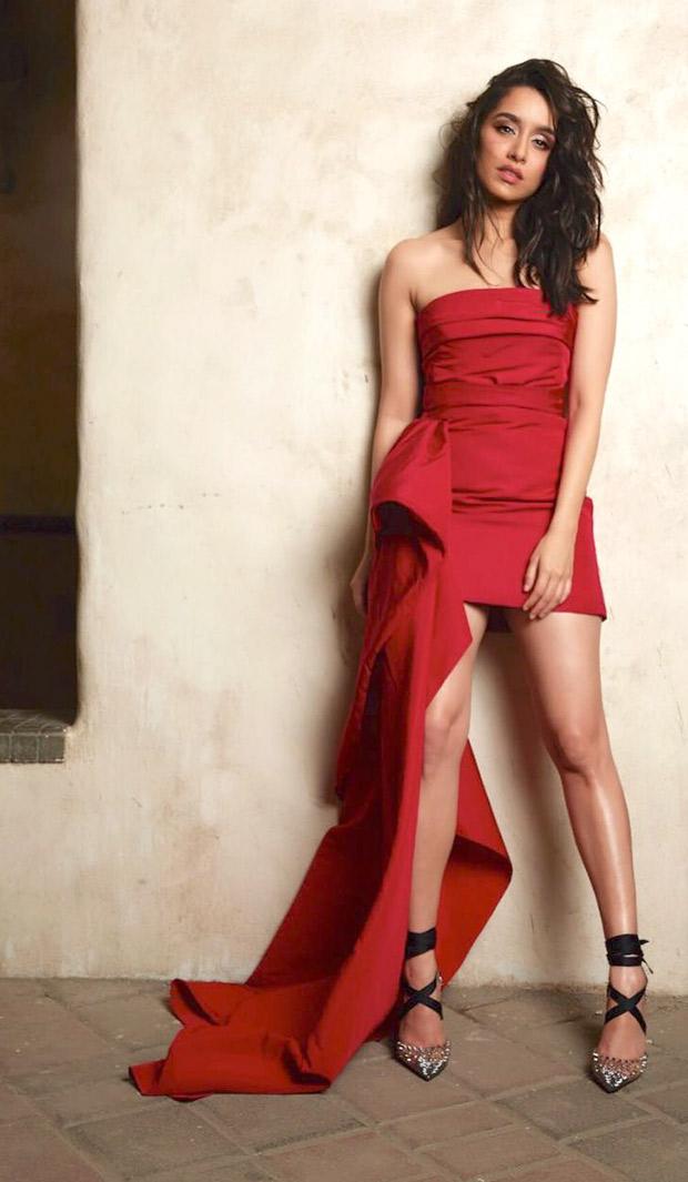 Shraddha Kapoor in Reem Acra for Stree success bash (4)