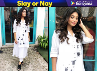 Slay or Nay -Kritika Kamra in Mohammad Mazhar for Mitron promotions