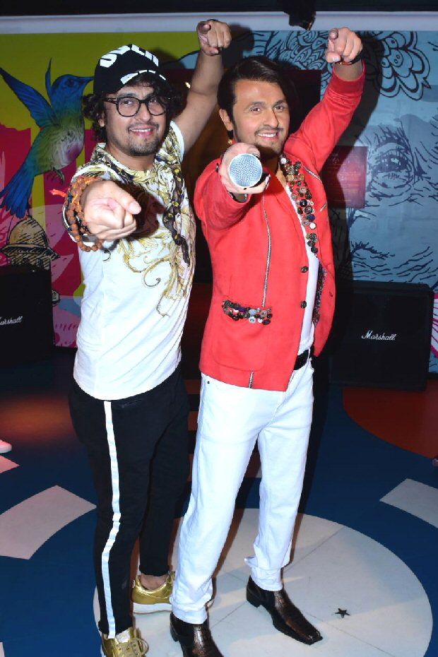 Sonu Nigam is the latest Indian celebrity to have wax statue at Madam Tussauds
