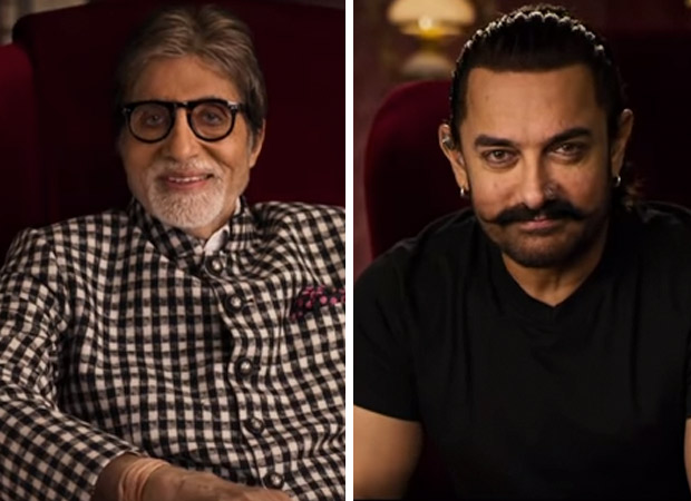 Thugs Of Hindostan Amitabh Bachchan and Aamir Khan introduce the film in Tamil and Telugu and it will leave you surprised