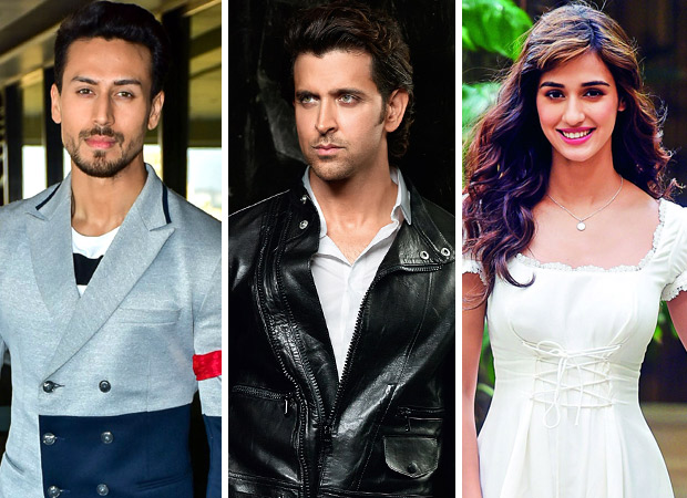 Tiger Shroff calls Hrithik Roshan – Disha Patani's controversy a SILLY rumour