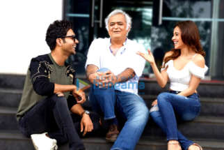 On The Sets Of The Movie Turram Khan