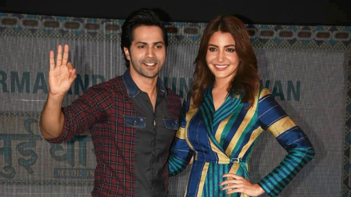 Varun & Anushka unveil a special surprise for all the Artisans