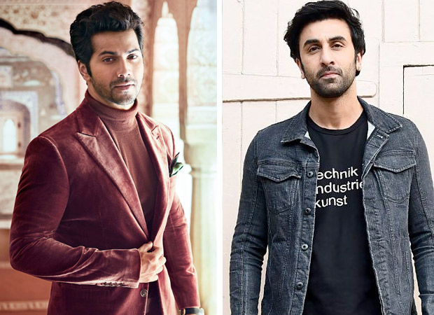 Varun Dhawan OPENS up about his direct competition with Ranbir Kapoor at the box office