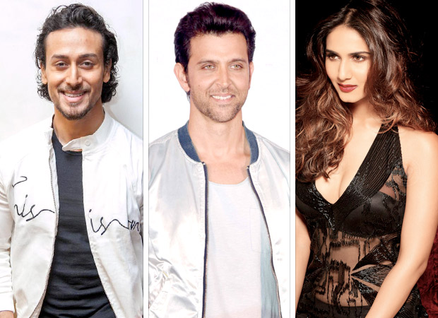 WHOA! Tiger Shroff to start shooting for this film starring Hrithik Roshan and Vaani Kapoor