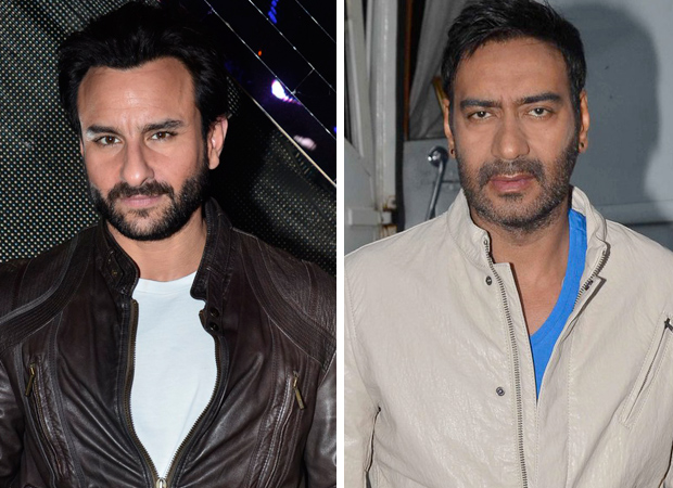 12 years after Omkara, Saif Ali Khan to turn anti hero in the Ajay Devgn starrer Taanaji