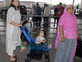 Aamir Khan, Alia Bhatt and others snapped at the airport