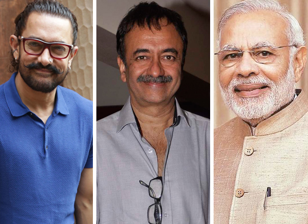 Aamir Khan, Rajkumar Hirani and others meet PM Narendra Modi and this was their request!