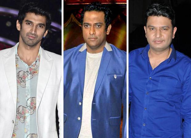 Aditya Roy Kapur is the new addition in this Anurag Basu - Bhushan Kumar film