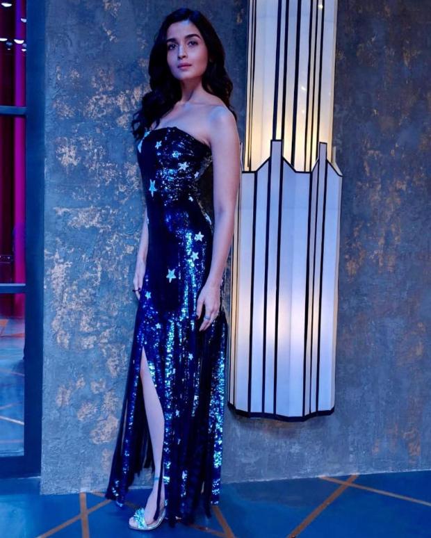Alia Bhatt in Monse Maison for KWK 6 (1)