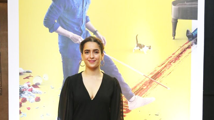 Andhadhun Success Party   Most Acclaimed movie of the year   Sanya Malhotra