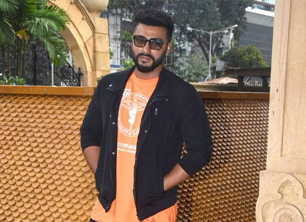 Arjun Kapoor delighted to shoot in Patna for India's Most Wanted