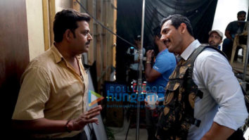 On The Sets Of The Movie Batla House