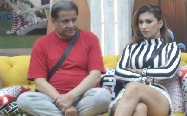 Bigg Boss 12 Anup Jalota EXPOSES Jasleen Matharu, says she faked a relationship to stay in the show