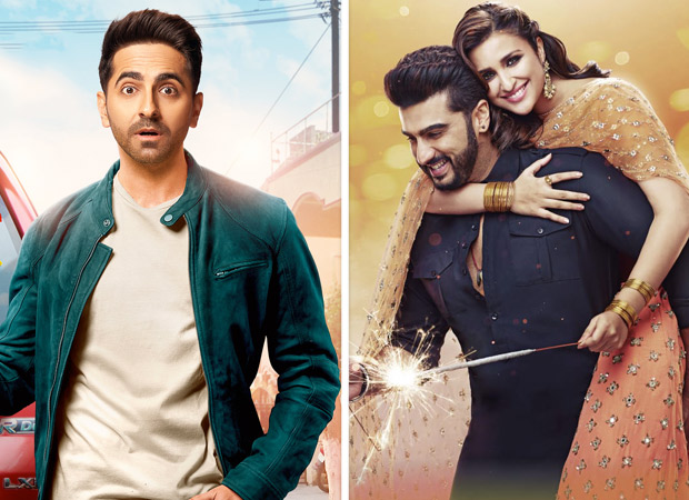 Box Office Prediction: Badhaai Ho and Namaste England to open around Rs. 6 crore mark