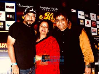 Celebs grace the music launch of the film Kutte Ki Dum