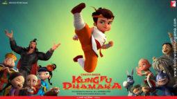 First Look Of Chhota Bheem: Kung Fu Dhamaka